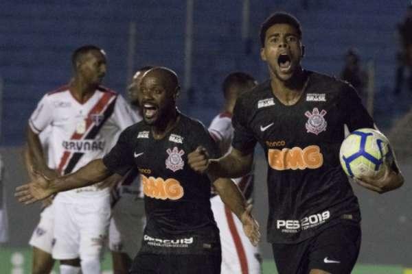 O Corinthians sofreu, mas conseguiu o empate e classificou-se à segunda fase da Copa do Brasil. A equipe ficou duas vezes atrás do placar diante do Ferroviário, em Londrina (PR), mas o atacante Gustagol foi artífice da reação (notas por Carlos Andrade)