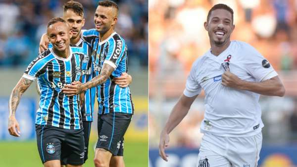 A temporada 2019 ainda está no começo, mas alguns times já estão embalados e não se cansam de balançar as redes. Os ataques de Grêmio e Santos têm empolgado os torcedores. O Tricolor Gaúcho fez 21 gols e o Peixe, 20. Confira, a seguir, como andam os setores ofensivos dos grandes clubes do Brasil.