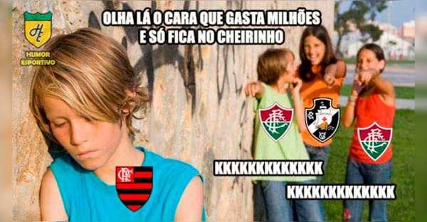 Cheirinho 2019! Web não perdoa Flamengo após eliminação ...