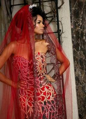 O empoderamento das brasileiras negras inspirou a coleção de vestidos coloridos