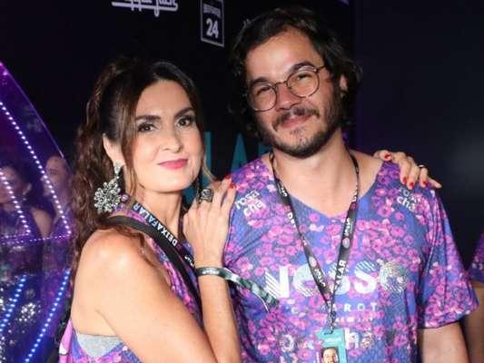 Fátima Bernardes revela truque em disfarce no Carnaval: 'Não falava de máscara'