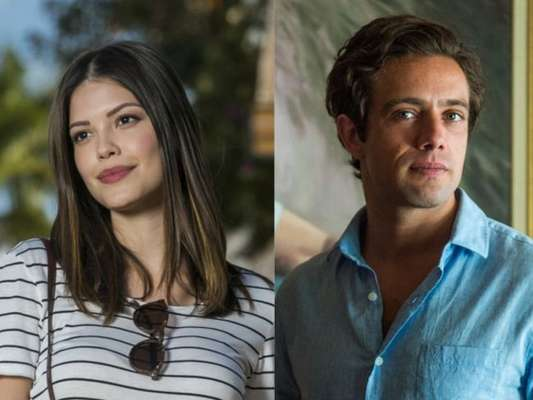 Cris (Vitória Strada) descobre quem matou Júlia (Vitória Strada) e fica com Daniel (Rafael Cardoso) no final da novela 'Espelho da Vida'