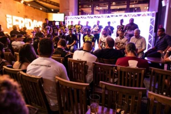 Evento de lançamento da SPFL 2019 contou com jogadores e dirigentes das equipes