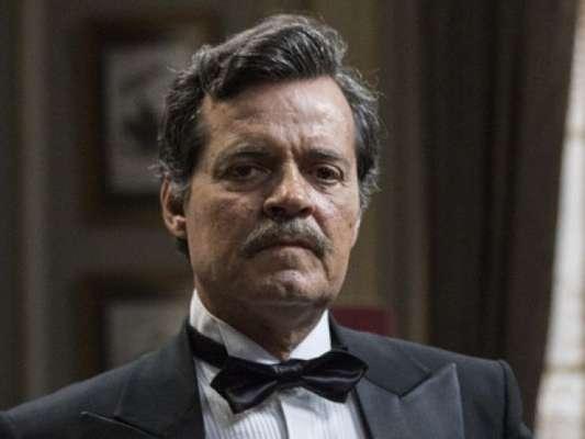 Eugênio (Felipe Camargo) encontra o neto e sequestra a criança a partir do capítulo de quarta-feira, 27 de março de 2019 da novela 'Espelho da Vida'
