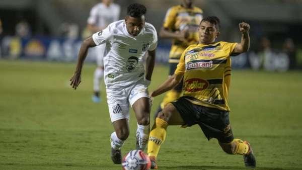 Confira a seguir a galeria especial do LANCE! com imagens do jogo desta sexta-feira entre Santos x Novorizontino
