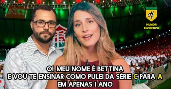 Bettina boleira: jovem que virou meme invade o mundo do futebol