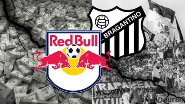 Red Bull e Bragantino