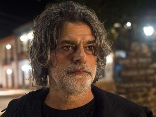 Na novela 'O Sétimo Guardião', Murilo (Eduardo Moscovis) vai ameaçar matar Olavo (Tony Ramos) depois que ele invadir o casarão para explorar a fonte e ameaçar Valentina (Lília Cabral).