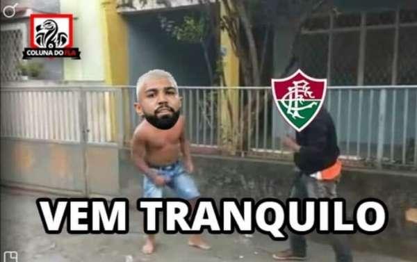 Os melhores memes do Fla-Flu pela semifinal do Campeonato Carioca