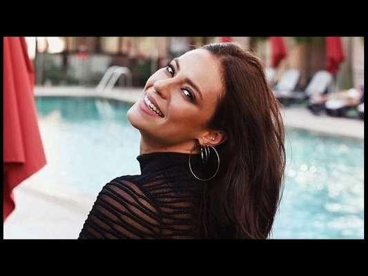 Paolla Oliveira fez coreografia de música de Beyoncé e quebrou web nesta segunda-feira, 15 de abril de 2019