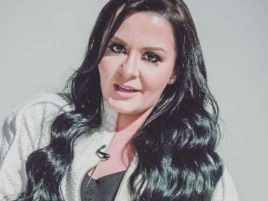 Dupla de Maiara, Maraisa repete look com estilo comfy em gravação de DVD, em São Paulo, nesta terça-feira, dia 16 de abril de 2019