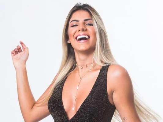 Ex-BBB Hariany Almeida mudou o visual e compartilhou resultado com fãs nesta quarta-feira, 17 de abril de 2019