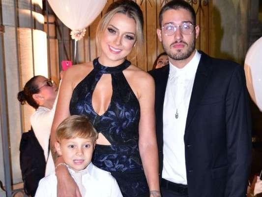 Filho de Neymar, Davi Lucca será pajem em casamento da mãe, Carol Dantas, com empresário Vinicius Martinez