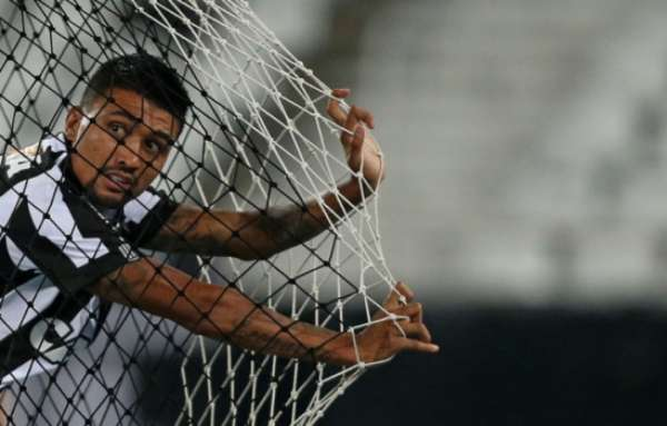 Imagens de Kieza pelo Botafogo