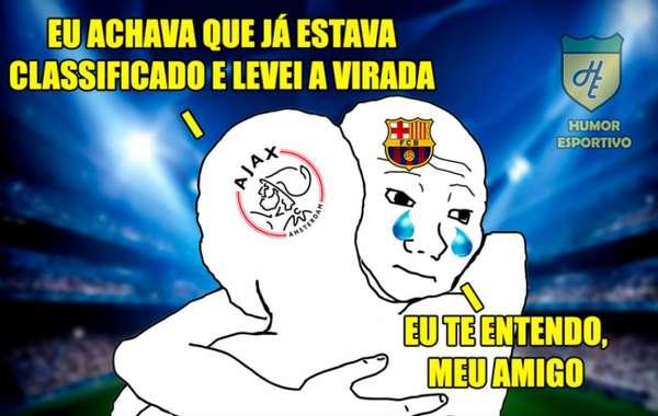 Champions League: os memes de Ajax 2 x 3 Tottenham