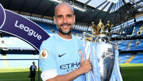 Pep Guardiola conquistou mais um título e chegou aos 27 na carreira. O treinador venceu o Campeonato Inglês nas temporadas 2017/2018 e 2018/2019. Também conquistou a Copa da Liga Inglesa em 2017–18 e 2018–19 com o clube. Venceu a Supercopa da Inglaterra em 2018 com o City. Veja os títulos da carreira do treinador.