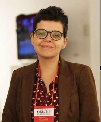 Malu Andrade, produtora-executiva, criadora da rede Mulheres do Audiovisual Brasil, que conta com 19 mil mulheres ligadas ao setor.