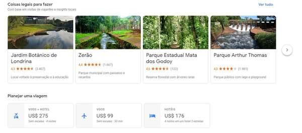 Google Travel é a nova opção para buscar hotéis e passagens baratas
