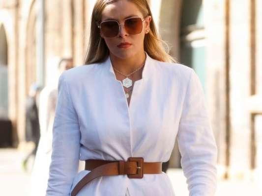 Blazer branco é chic e moderno. Aprenda a usar!