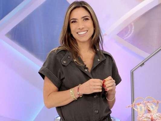 Patricia Abravanel dá dicas de como exibir silhueta mais fina em looks