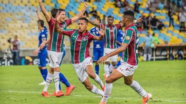 Com gol de João Pedro nos acréscimos, o Fluminense arrancou empate com o Cruzeiro em 1 a 1, no Maracanã, no primeiro jogo entre as duas equipes pelas oitavas de final da Copa do Brasil. Antes, Pedro Rocha havia aberto o placar para a Raposa. Veja as notas do Tricolor por Fernanda Teixeira (fernandaisabel@lancenet.com.br).