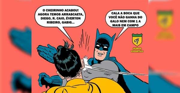 Brasileirão: os memes de Atlético-MG 2 x 1 Flamengo