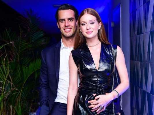 Marina Ruy Barbosa dirige em Cannes e lembra do marido, Xande Negrão, em vídeo postado nesta segunda-feira, dia 20 de maio de 2019