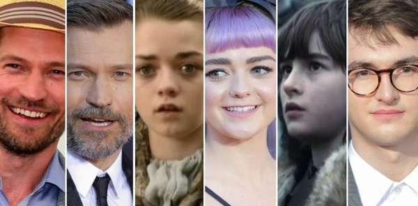 O elenco de 'Game of Thrones' entre a 1ª e a última temporada da série - A 8ª e última temporada de 'Game of Thrones', série que conta com milhões de fãs ao redor do mundo - entre eles algumas personalidades conhecidas - estreou no último domingo, 14, e foi assistida por 17,4 milhões de pessoas nos EUA, além do elenco, que se reuniu para assistir à premiere recentemente. Diversos atores - muitos dos quais souberam aproveitar a série para impulsionar suas carreiras - mudaram bastante ao longo dos oito anos que separaram a estreia das 1ª e última temporada. Confira a seguir o visual deles à época do lançamento da série, em 17 de abril de 2011, e atualmente. Clique aqui para relembrar também os momentos mais importantes de 'GoT'.