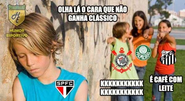 Brasileirão: os memes de Corinthians 1 x 0 São Paulo