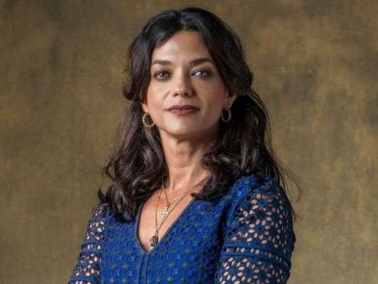 Missade (Ana Cecília Costa) aceita perdão de Elias (Marco Ricca) na novela 'Órfãos da Terra'