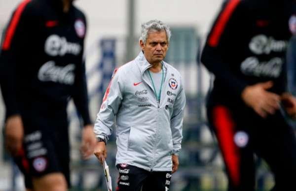 Reinaldo Rueda está em seu segundo ano no comando do Chile