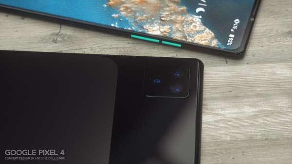 Pixel 4: qual desses conceitos você acha melhor?