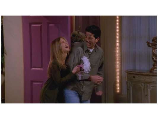 """Friends"": Ross e Rachel ainda estariam juntos, segundo Jennifer Aniston"