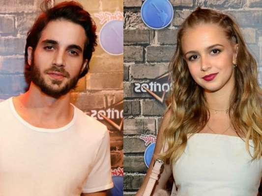 Fiuk e Isabella Scherer estão namorando