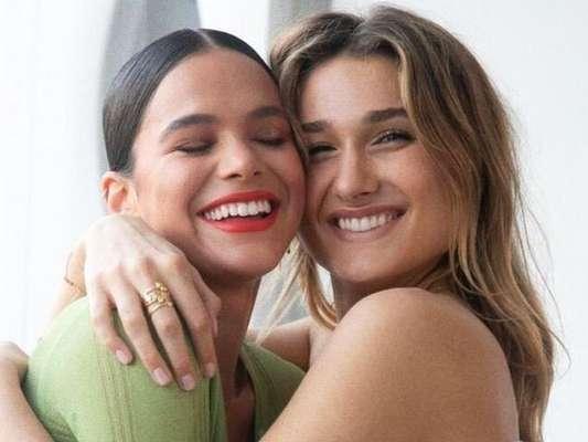 Bruna Marquezine planeja lançar coleção com Sasha Meneghel
