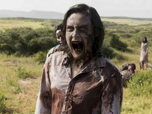 """Fear The Walking Dead"" apresentou a morte mais bizarra de um zumbi"