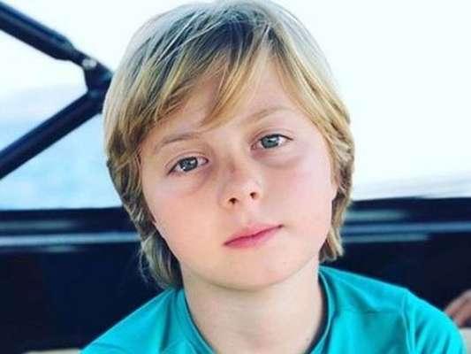 Filho de Angélica e Luciano Huck recebe alta após acidente