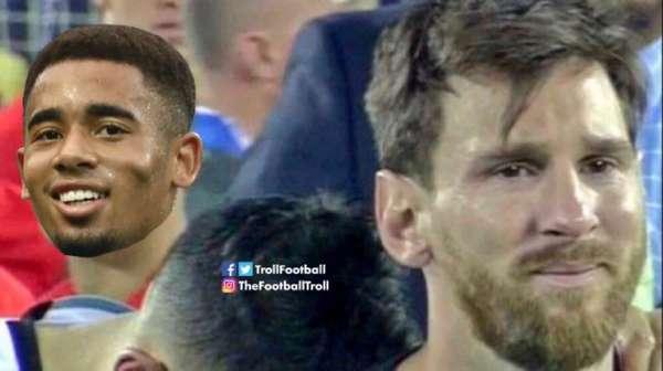 Copa América: os memes de Brasil 2 x 0 Argentina
