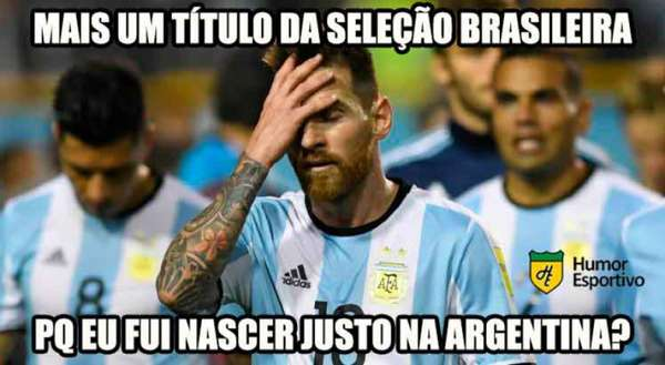Copa América: os memes do título do Brasil sobre o Peru