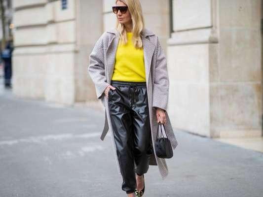 10 looks com calça preta para todas as temperaturas