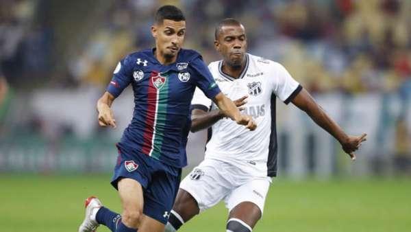 Confira a seguir a galeria especial do LANCE! com imagens do empate entre Fluminense e Ceará nesta segunda-feira