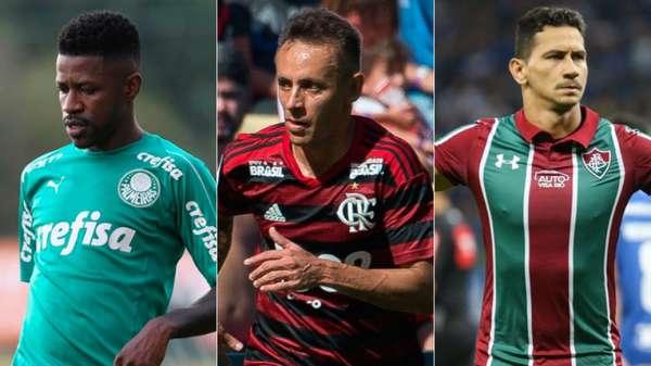 Ramires, Rafinha e Ganso retornaram ao futebol brasileiro nesta temporada e podem mostrar qualidade com o que aprenderam na Europa. Com isso, o LANCE! traz a lista dos jogadores que voltaram ao país.