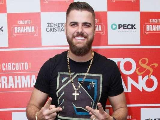 Filho de Zé Neto, da dupla com Cristiano, fez ensaio especial de 2 anos