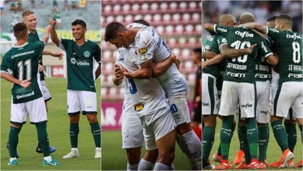 Após quase seis meses de competições na temporada 2019, confira como está o aproveitamento de cada clube de Série A como visitante em jogos oficiais neste ano. Palmeiras, Goiás e Flamengo estão entre os primeiros; Avaí, CSA e Athletico-PR se encontram entre os últimos