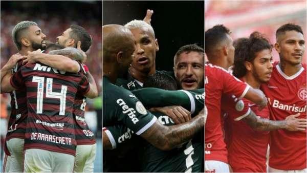 Após a volta da parada e com os clubes de Série A do Brasileirão completando, pelo menos, 29 jogos oficiais na temporada, vale conferir o aproveitamento de cada um deles no ano de 2019. Por isso, o LANCE! traz o ranking completo com o retrospecto das equipes. Veja a seguir: