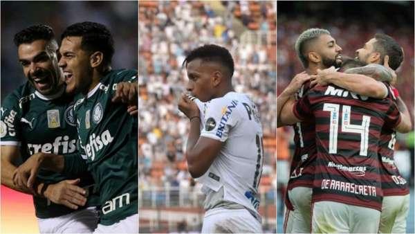 Após quase seis meses de competições na temporada 2019, confira como está o aproveitamento de cada clube de Série A como mandante em jogos oficiais neste ano. Santos, Palmeiras e Internacional entre os primeiros; Ceará, Chapecoense e São Paulo entre os últimos