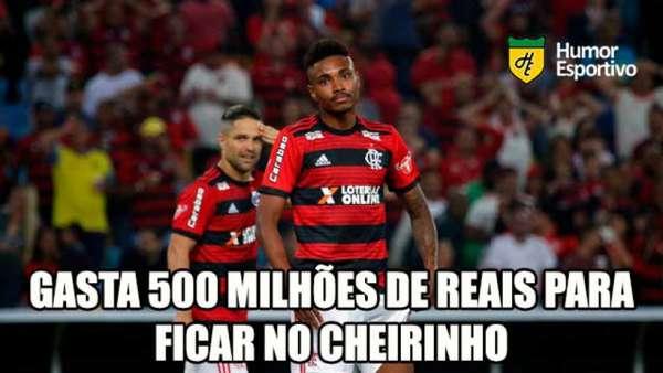 Copa do Brasil: os memes e zoeiras com a eliminação do Flamengo