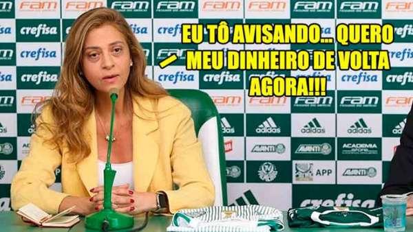 Copa do Brasil: eliminado pelo Internacional, Palmeiras sofre com os memes