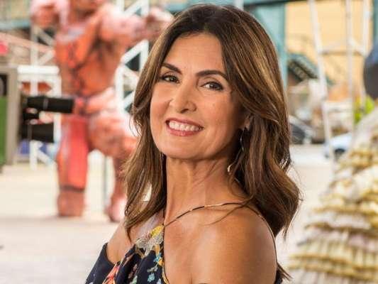 Fátima Bernardes contou como se relaciona com os filhos no 'Encontro' desta sexta-feira, 26 de julho de 2019