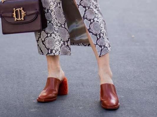 Os sapatos que estão na moda agora e vão permanecer em alta em 2020
